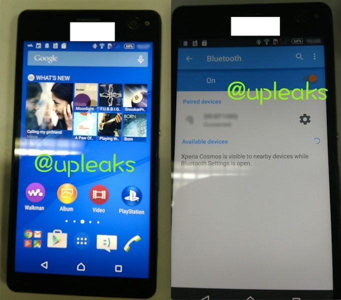 sony xperia c4 image leaks