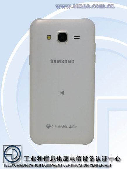 Galaxy J5 Back