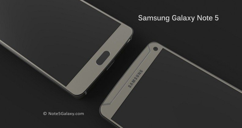 samsung galaxy note 5 rumors