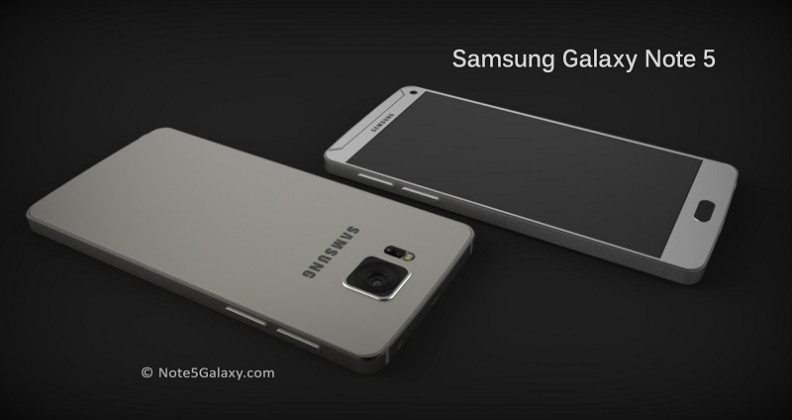 samsung galaxy note 5, image, photos, leaks, rumors