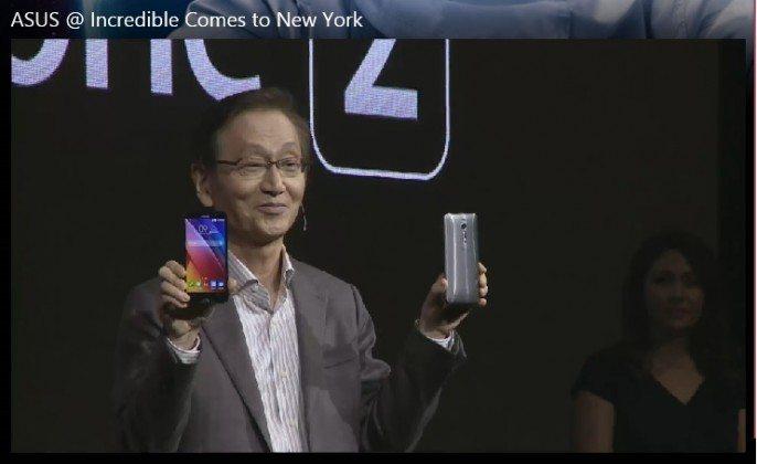 introducing asus zenfone 2 in new york