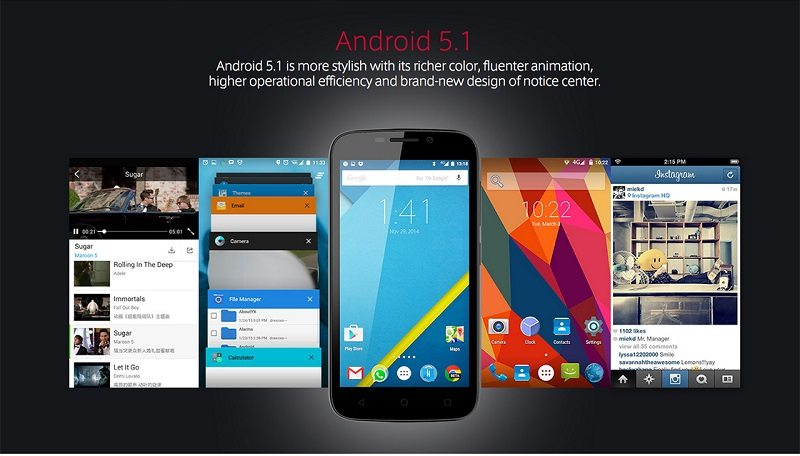 elephone g9 android 5.1, price, features, specification