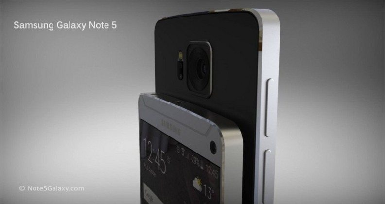 galaxy note 5 pictures, specification, launch date