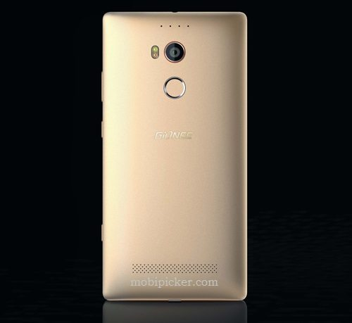gionee elife e8, real image, rear view, picture, leaks