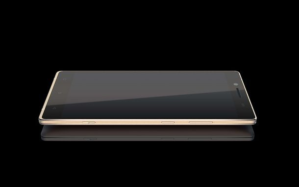 gionee e8, gionee elife e8 picture, gold color, metal unibody, camera