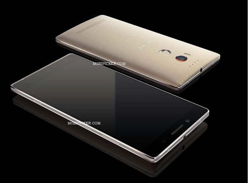 gionee elife S8 official picture, leaks, rumors