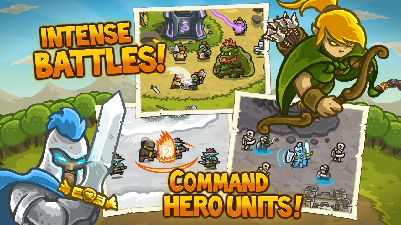 kingdom rush free for android, download kingdom rush