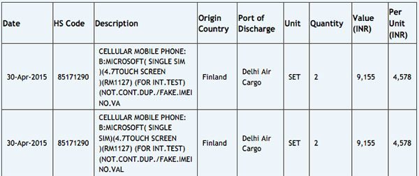 microsoft lumia rm 1127, lumia rm 1127 leaks, rumors, details, specification, zabua leaks, import details