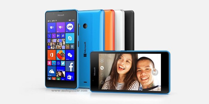 microsoft lumia 540 dual sim, launch in india, price in india, specification, features