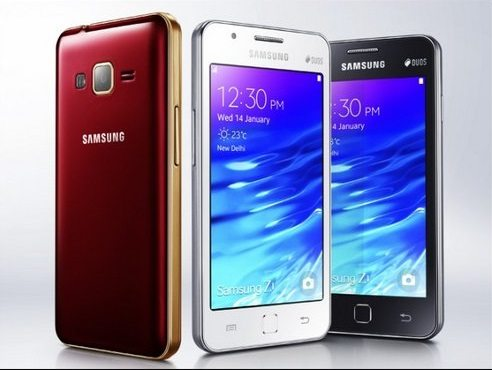 samsung z1 tizen phone, tizen app store, all countries, expanding