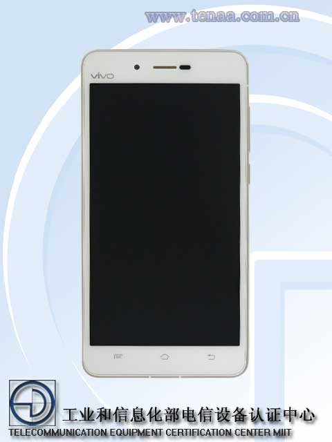vivo x5max s, thinnest phone, large battery, certified at tenaa