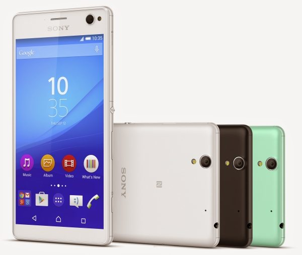 sony xperia c4, announces, launched, officially, specification