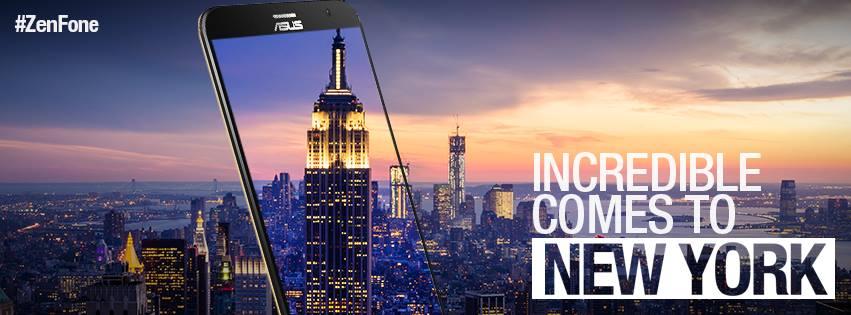 asus zenfone 2 launch in us, new york event, price in us