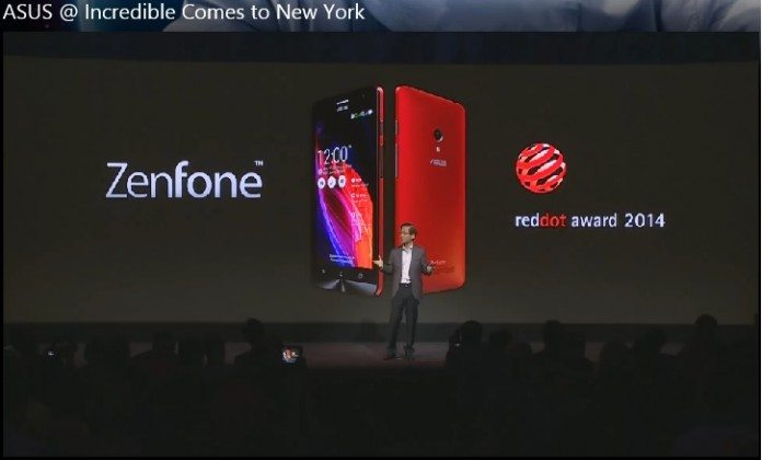 asus zenfone 2 official in usa