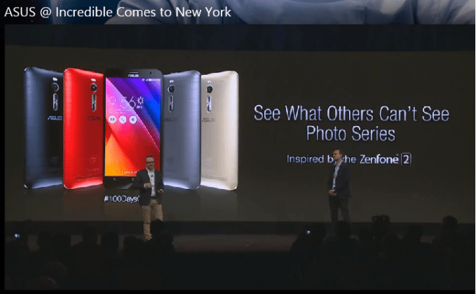 asus zenfone 2 official event in new york, launch, price