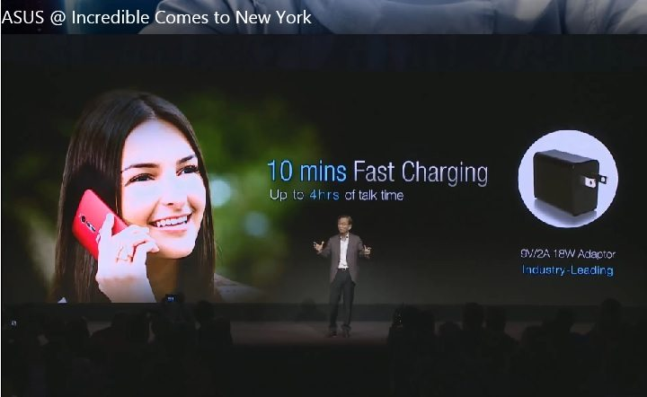 asus zenfone 2 quick charge