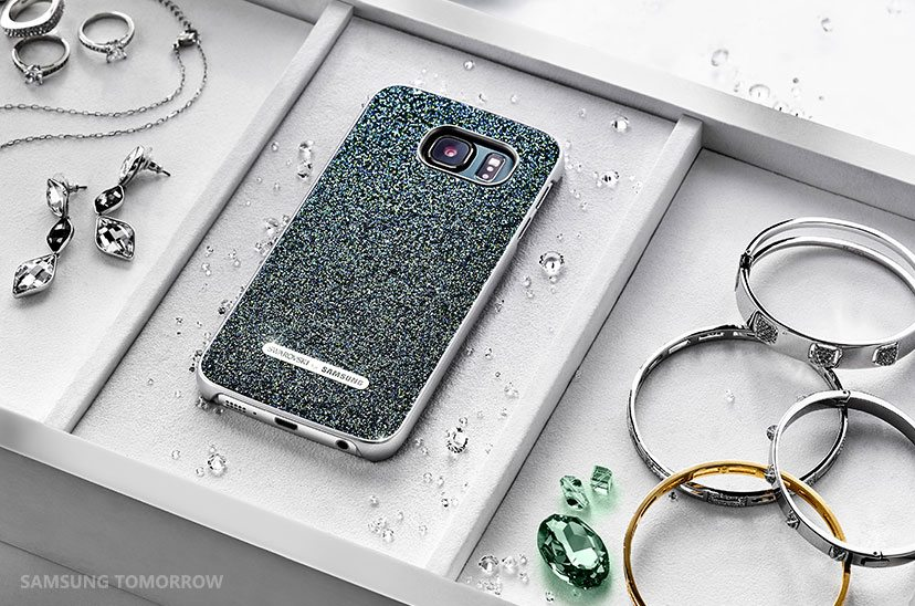 Swarovski case for samsung galaxy s6