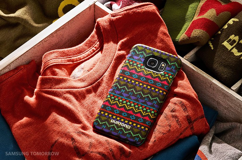 Burton case for samsung galaxy s6 edge