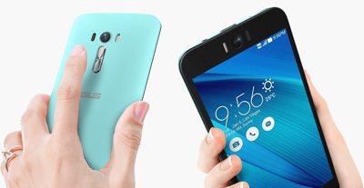 Asus Zenfone Selfie ZD551KL camera