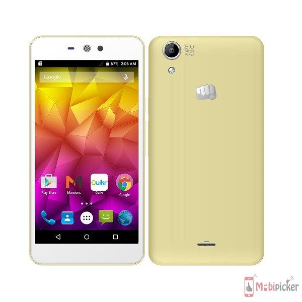 micromax canvas selfie lens, price, india, vodafone 3g data, launch, purhcase, opinion, specifications