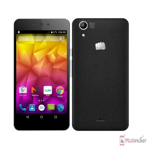 micromax canvas selfie lens, price, launch, india, offer, data, free