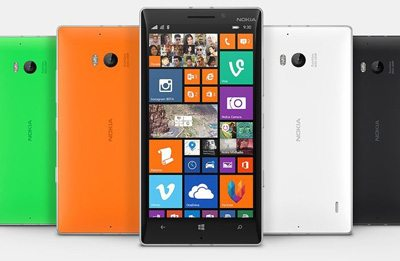 Microsoft Lumia 940 colors