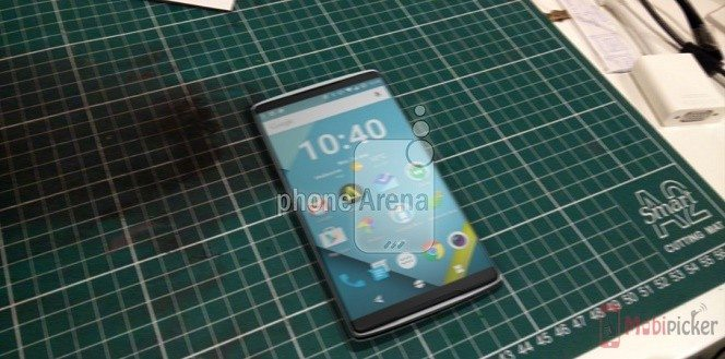 oneplus 2 purported image, front view, leak