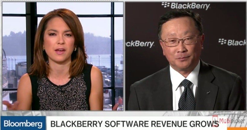 blackberry android, statement, john chen, ceo, blackberry