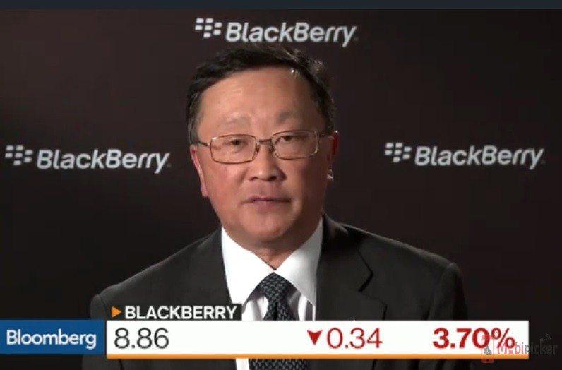 blackberry android, rumors, ceo, john chen, statement