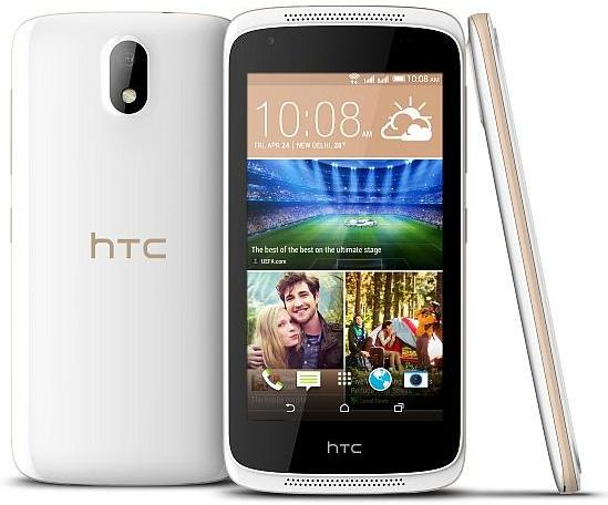 HTC Desire 326G Dual SIM and HTC One E9 Dual SIM
