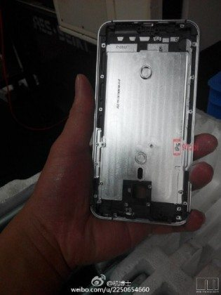 meizu mx5, rear metal pictures, rumors
