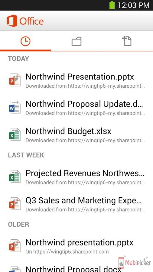 microsoft office mobile, android phone, launch, download, features