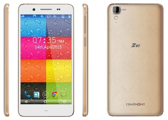 symphony xplorer zvi, launch, bangladesh, price, features, specs, specification