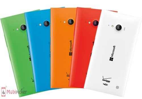 microsoft lumia 735, verizon, contract, without, price, features, specs, memeory, internal