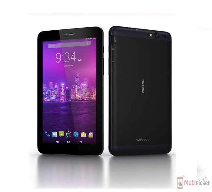 walton walpad c, photos, images, pics, specs, features, specification, bangladesh