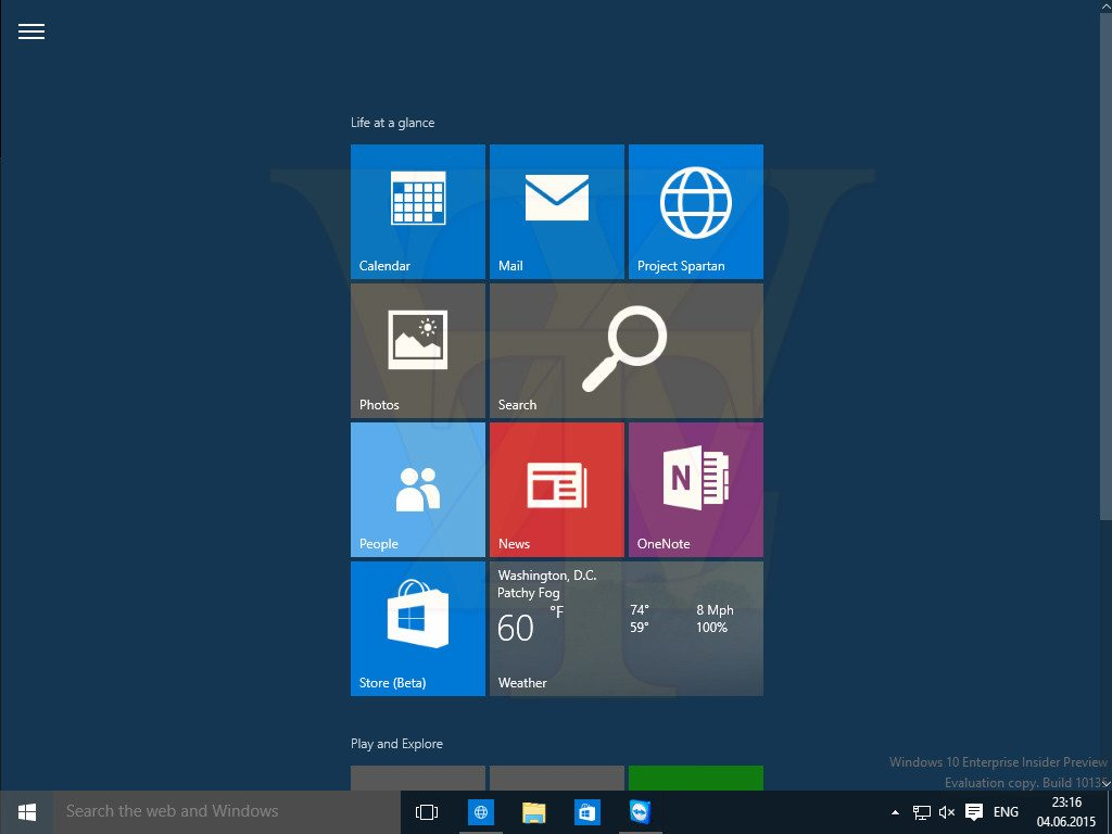 window 10 - 10135 screenshot7
