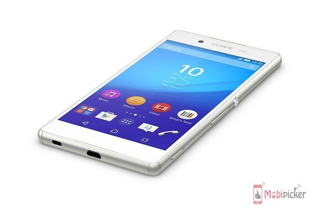 sony xperia z3+, xperia z3 plus, price in india, white photo