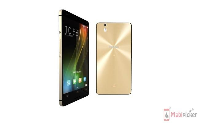 infocus m810 gold colour image, price, specification