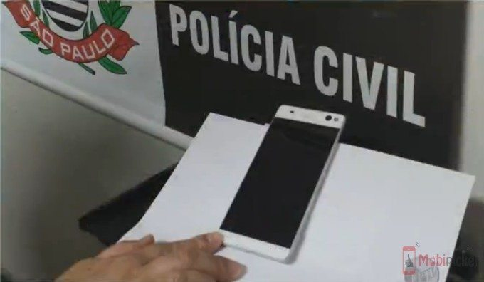 Prototype of Sony Xperia C5 worth $12 Mill recovered and leaked by the Brazilian police