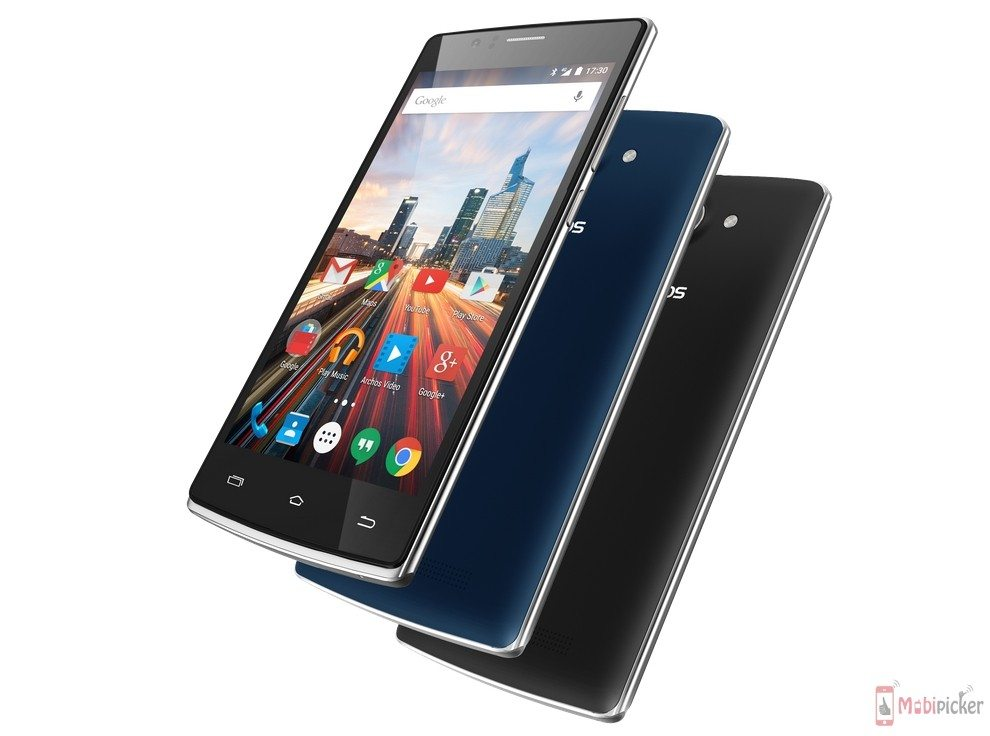 archos 50d helium, price, specification, specs, 4g lte, usa