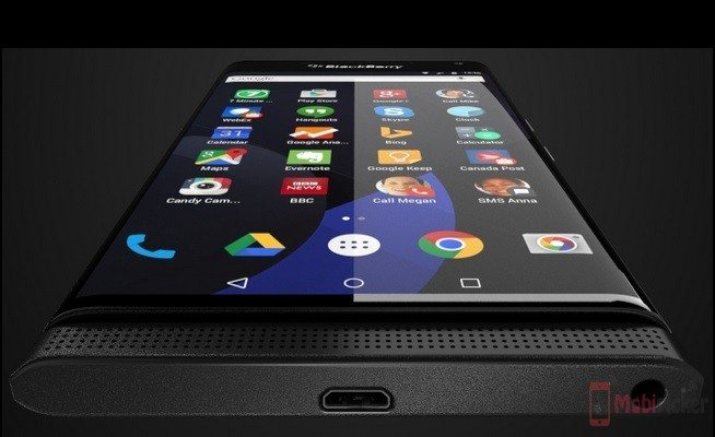 BlackBerry Venice, Android, Android Lollipop