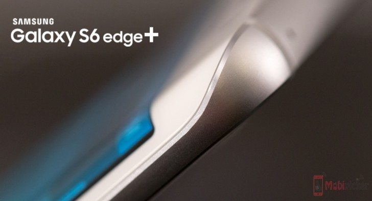 Samsung Galaxy S6 edge+ gets Exynos 7420 and 4GB RAM