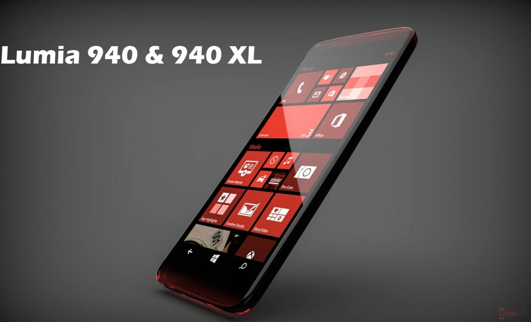 Premium Lumia phones with Microsoft Windows 10 coming soon