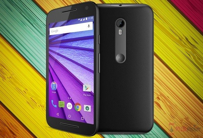 Motorola Moto G (2015) with Water-resistance to be launched by July 28