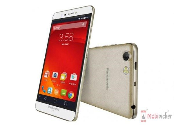 panasonic p55 novo, selfie phone, price, features, image, photo, pic