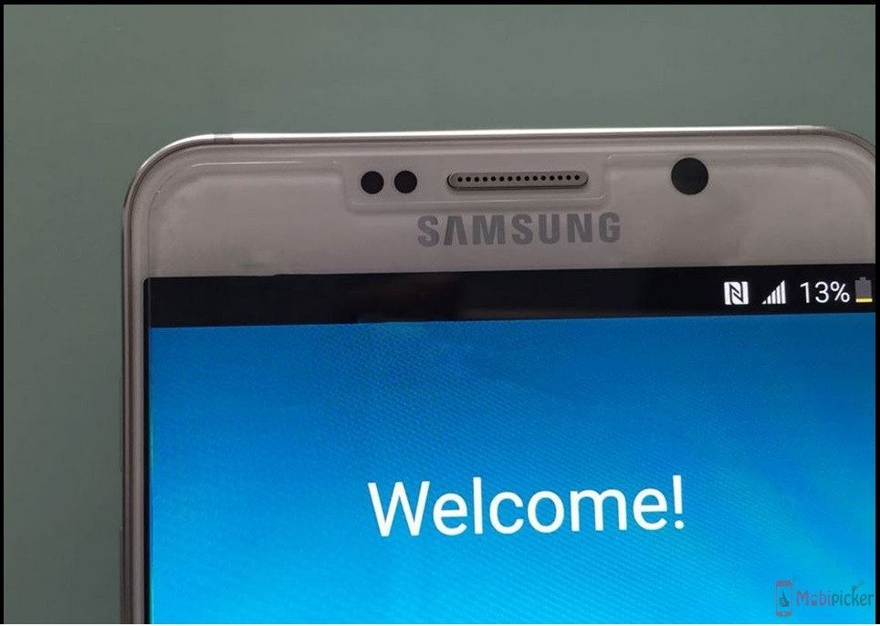 New benchmark of Verizon-bound Galaxy Note 5 revealed