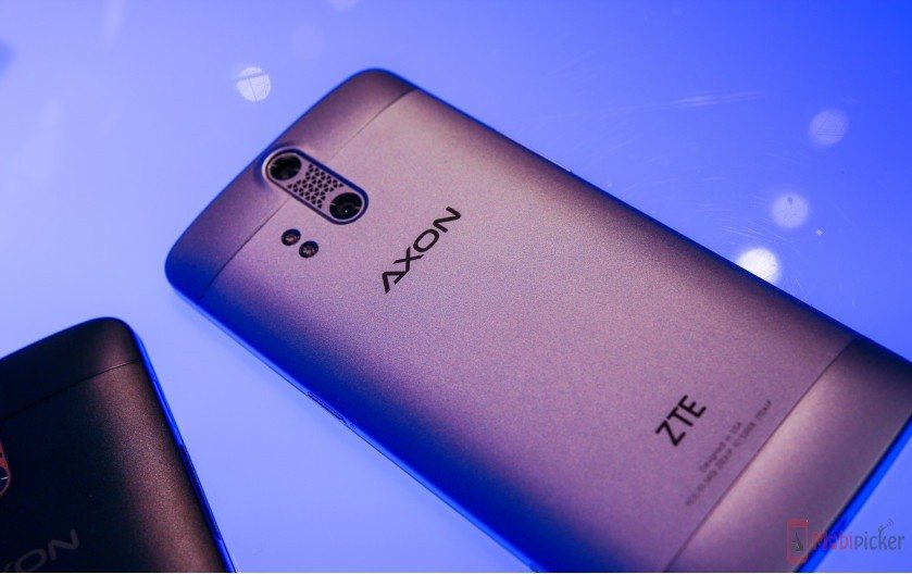 ZTE Axon lanched in US with top specs, $449.98 price tag