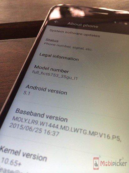 doogee f3, 3gb ram, android 5.1 lollipop