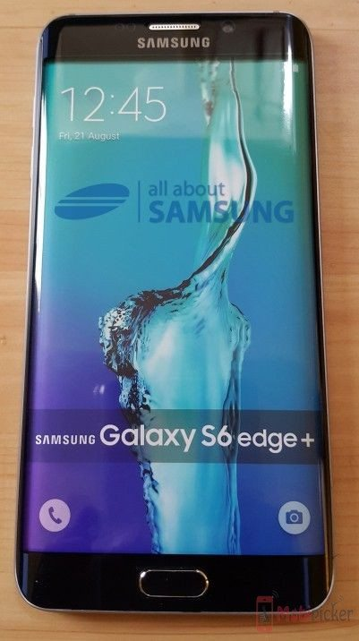 Samsung, Galaxy S6 Edge, Plus, phablet, photos, images