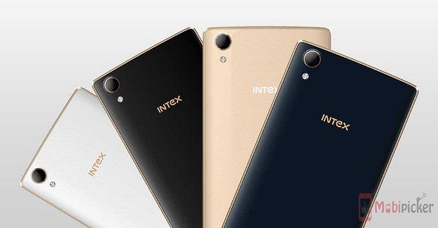 intex aqua y2 ultra, rear view, price, features, specification, price, india, photo